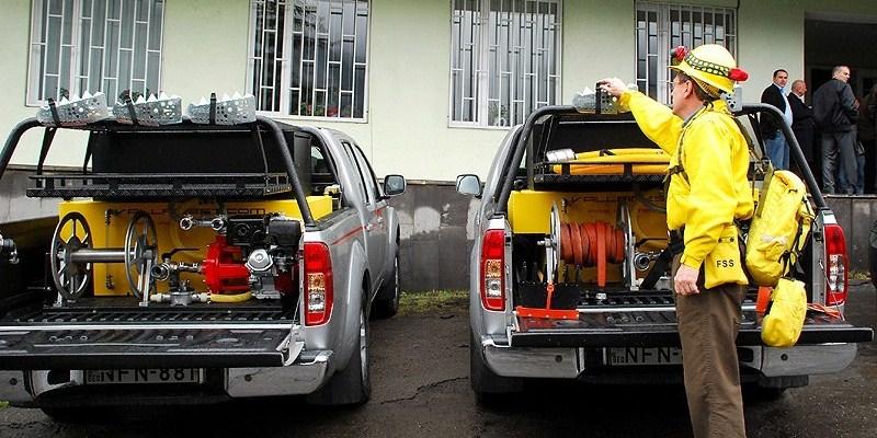 BKNP fire fighting equipment