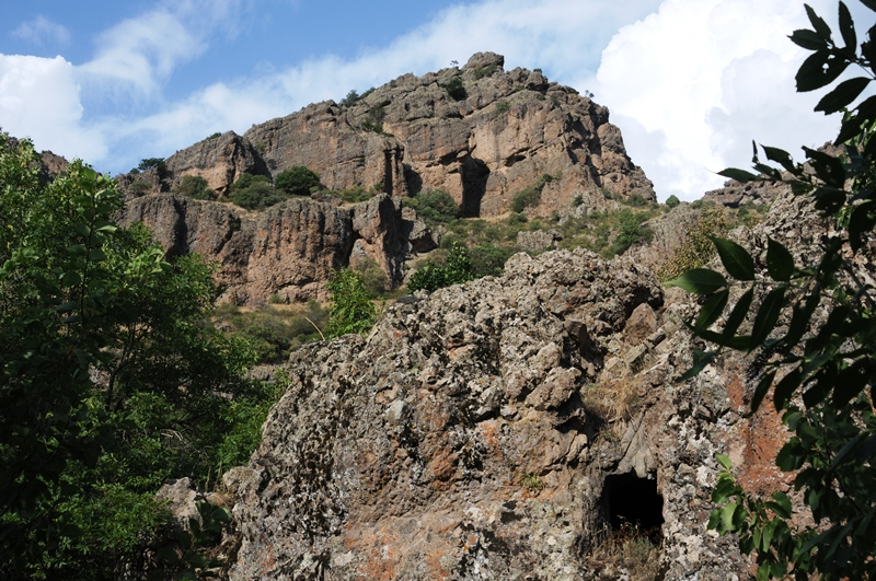 Khosrov Forest © WWF-Armenia A. Malkhasyan