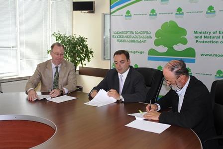 USDOI Signing