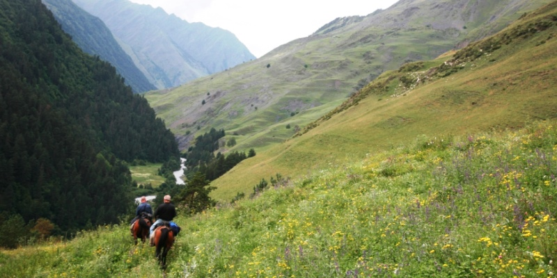 Pirikita Valley, Tusheti National Park