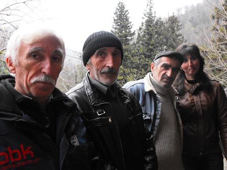 Mtirala Staff