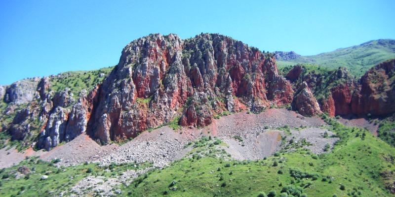Ginishik Protected Area, © WWF-Armenia/A. Malkhasyan